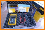 Fluke ScopeMeter 123 with Case